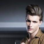 Frizura: Damien Carney in Sue Pemberton za Joico international